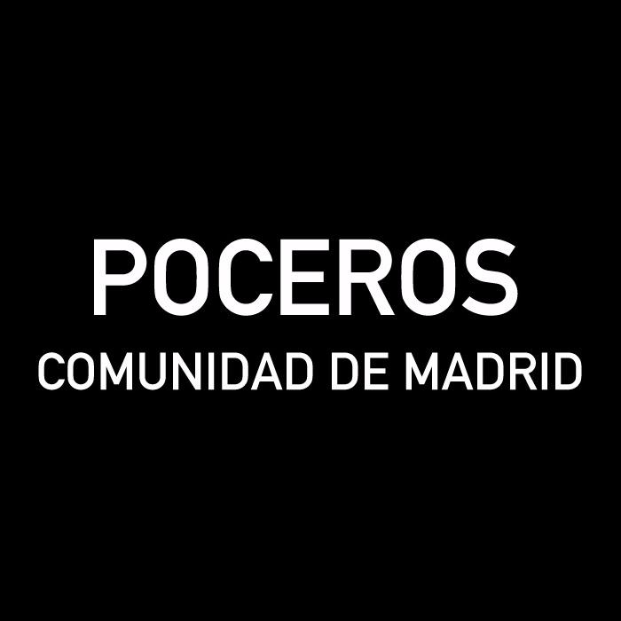 POCEROS COMUNIDAD MADRID